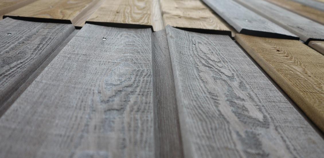 Geliefde Vervormingen houten gevelbekleding: SHR doet onderzoek. | SHR #NC12